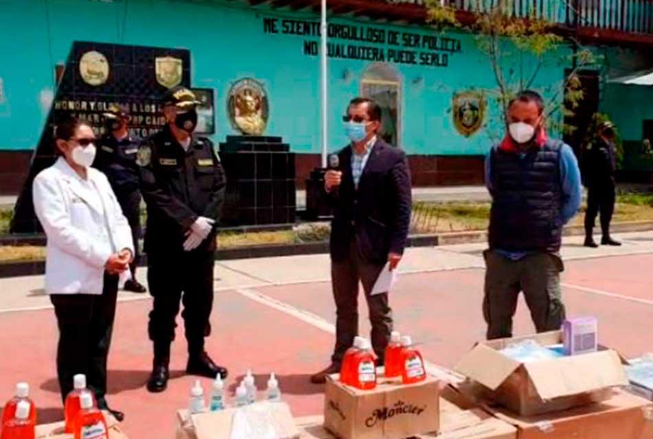 BUENAVENTURA: TRABAJO CONJUNTO EVITA DESBORDE DE LA PANDEMIA EN CAJAMARCA